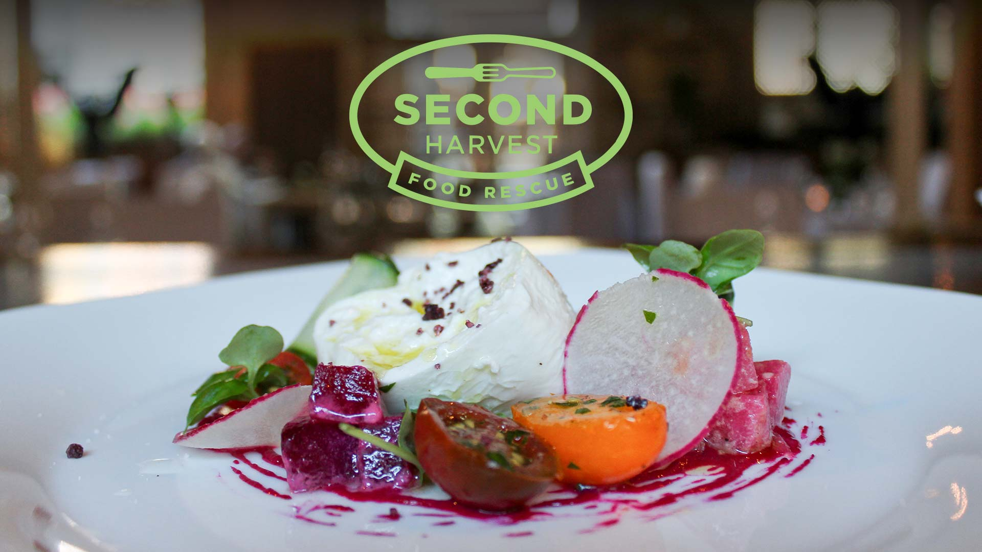 Second Harvest Special 3-Course Dinner Event Toronto Travelzoo The Fifth
