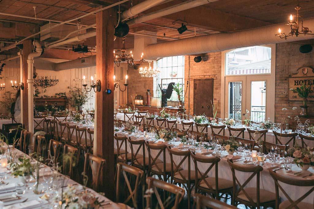 223489470edb Rustic Wedding Venue Toronto The Fifth   Terrace